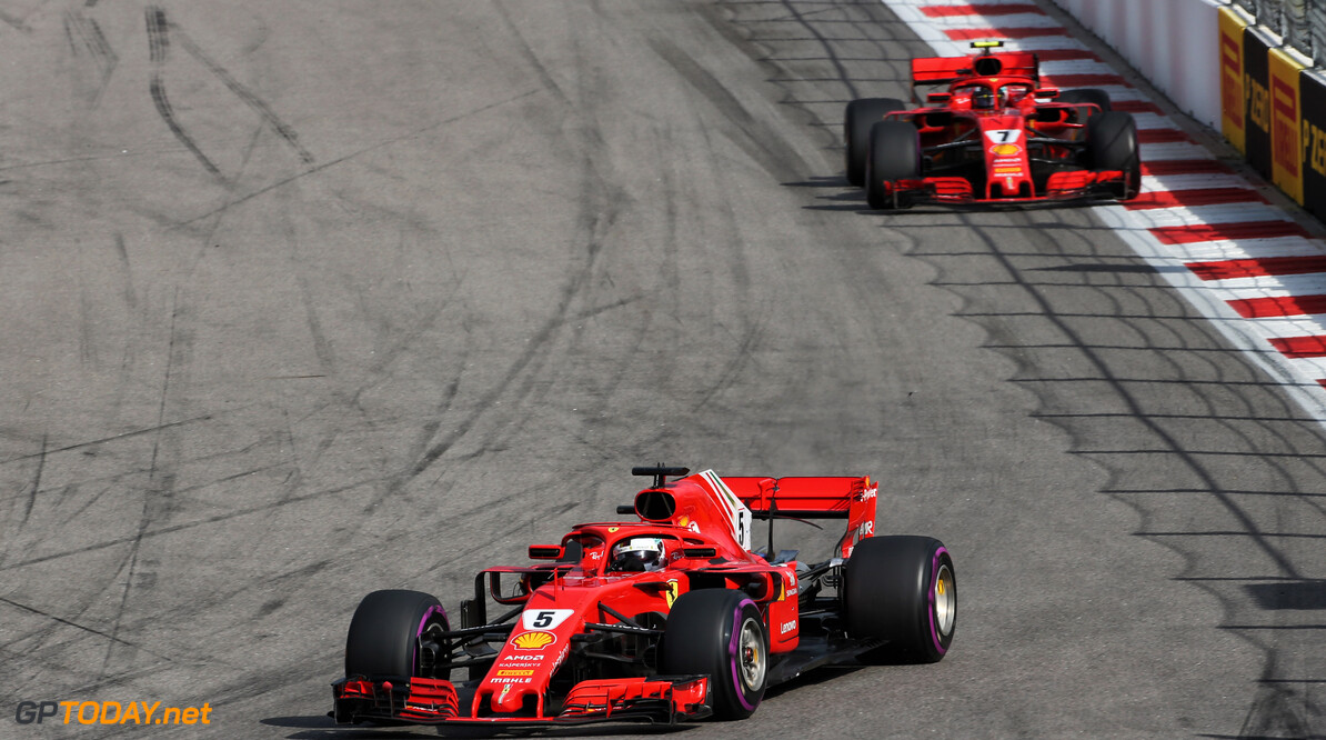 Arrivabene: Something was missing from Ferrari