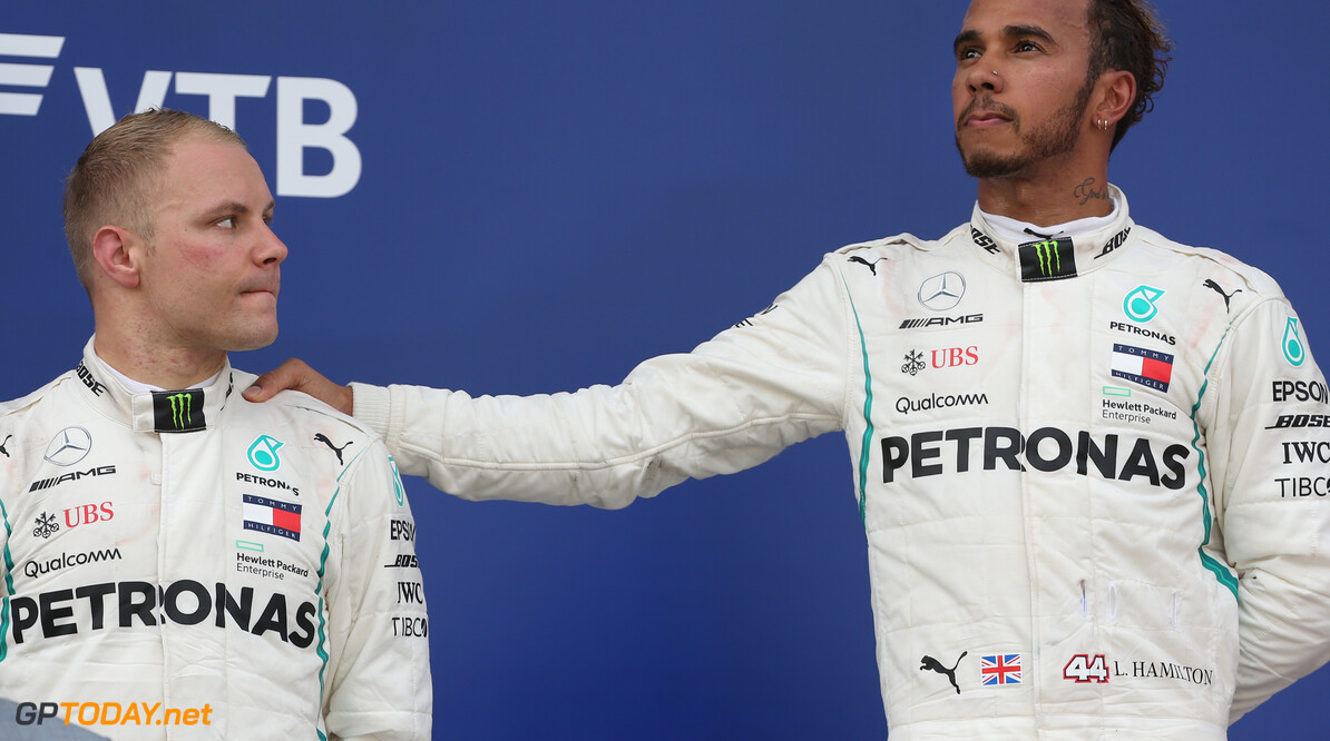 Team orders 'the harsh reality' for Bottas - Wolff