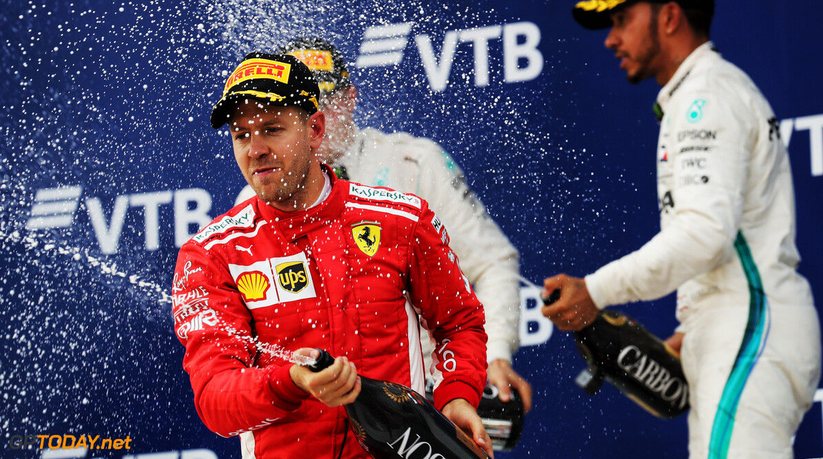 Vettel appreciating 'mutual respect' relationship with Hamilton