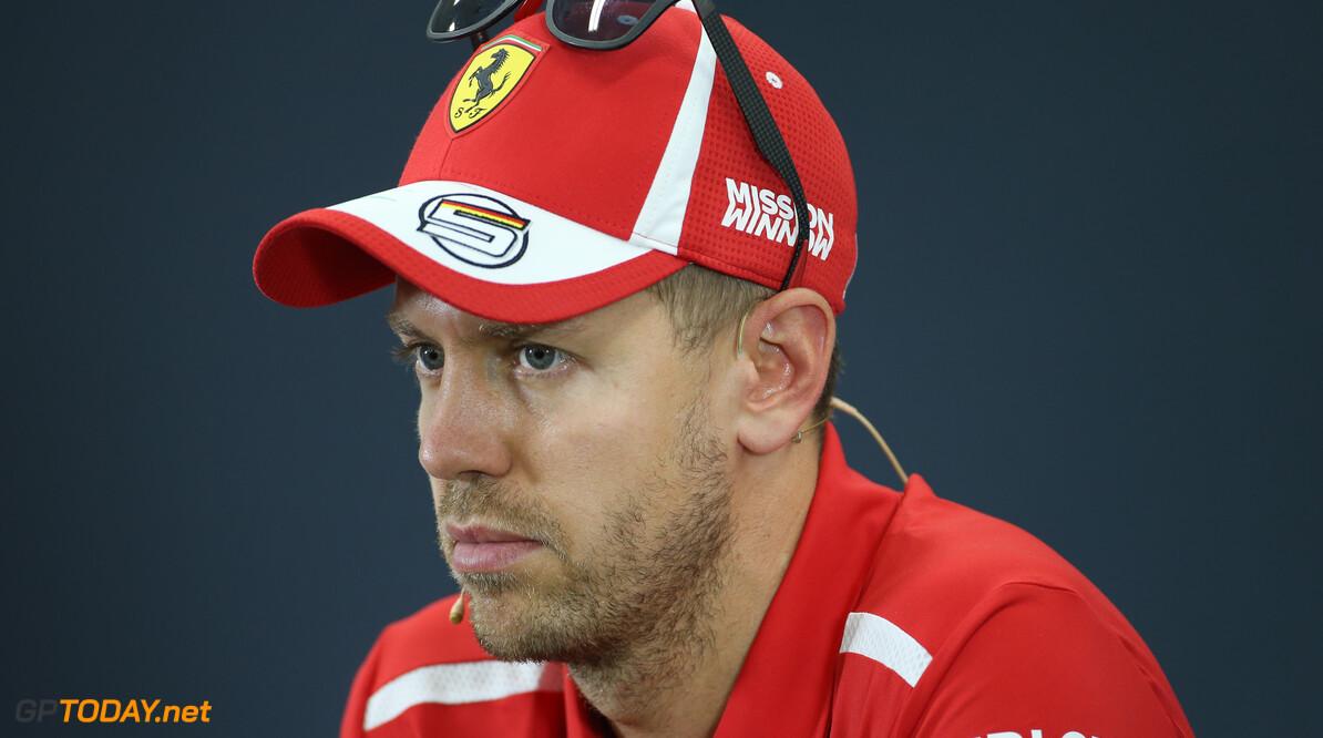 Ferrari has not lost direction, insists Vettel