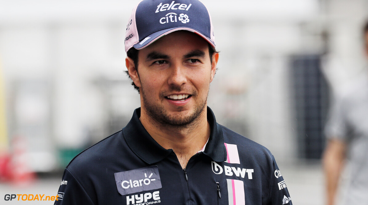 Perez to stay at Force India in 2019