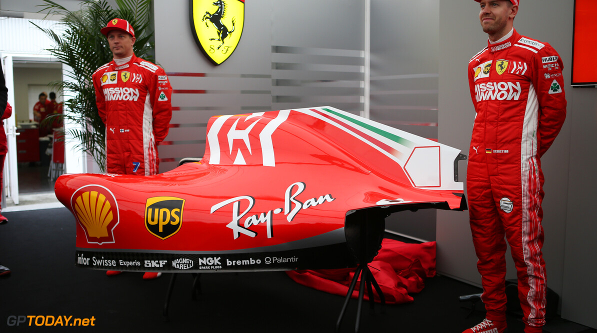 Ferrari launches 'Mission Winnow' livery in Japan