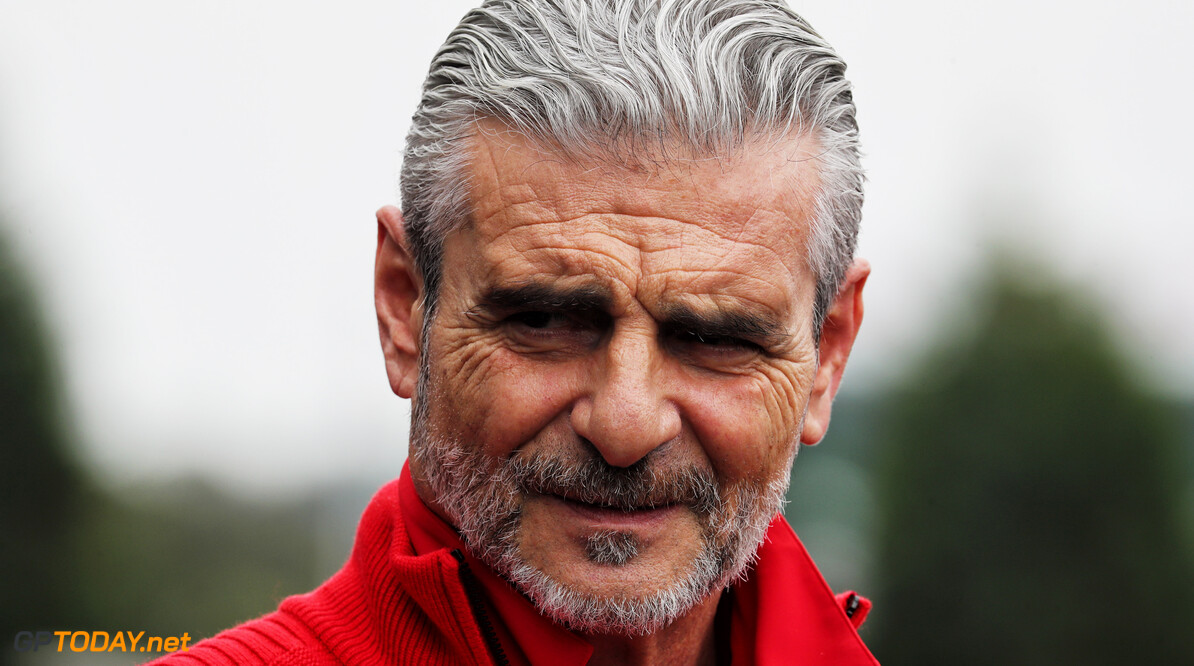 Arrivabene: F1 must fight for attention in 'PlayStation' era