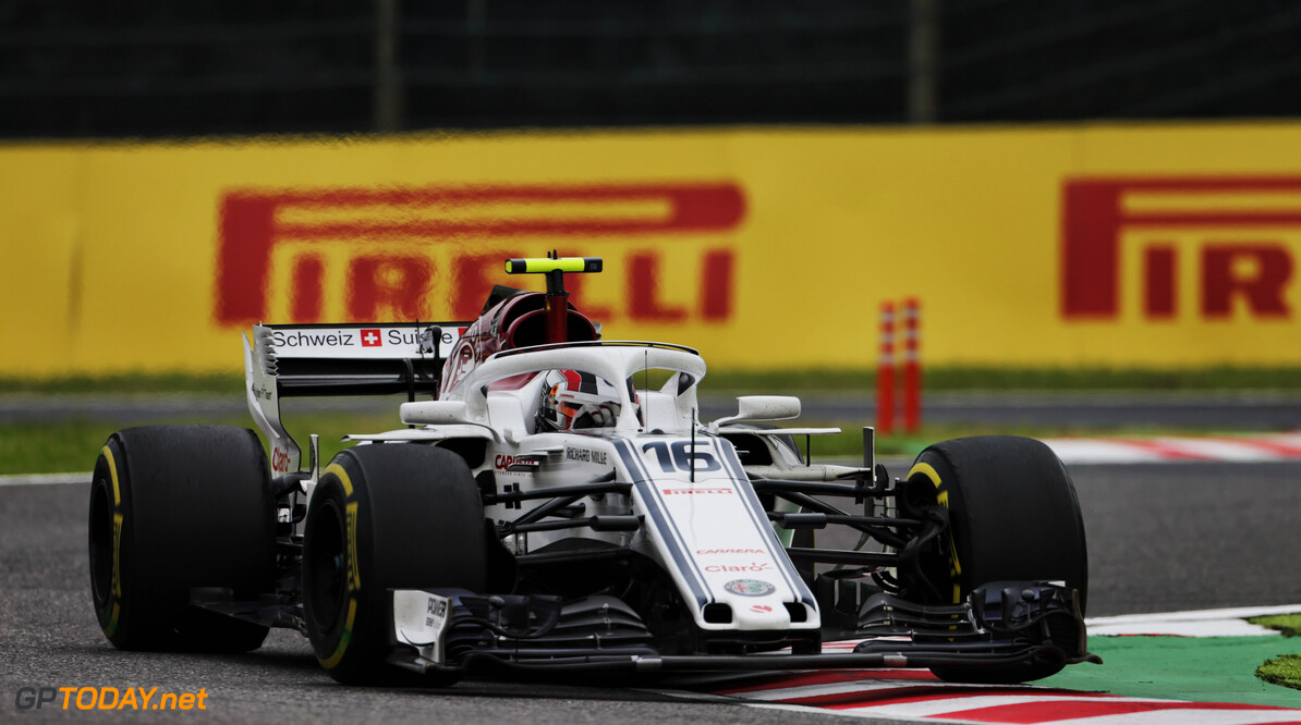 Leclerc eyeing points after grid slot promotion