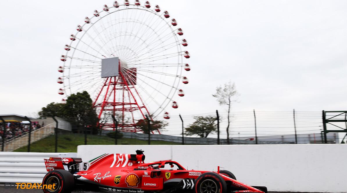 Wolff believes Ferrari is masking true pace