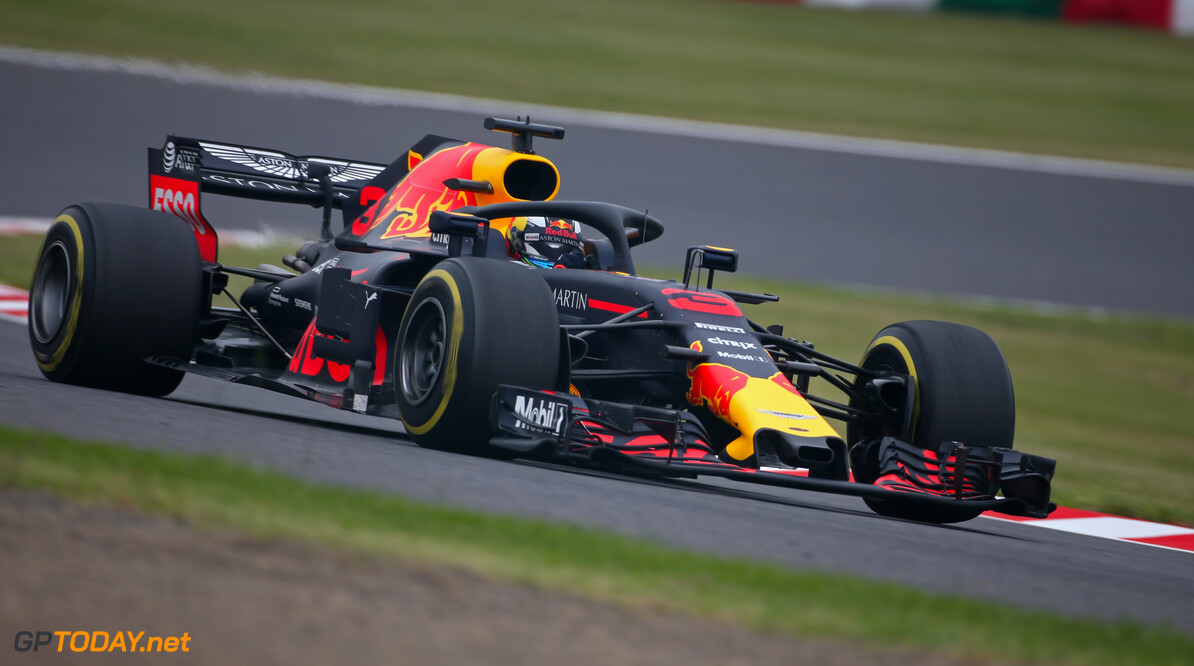 Driver of the Day Ricciardo achtte P4 geen realistisch doel