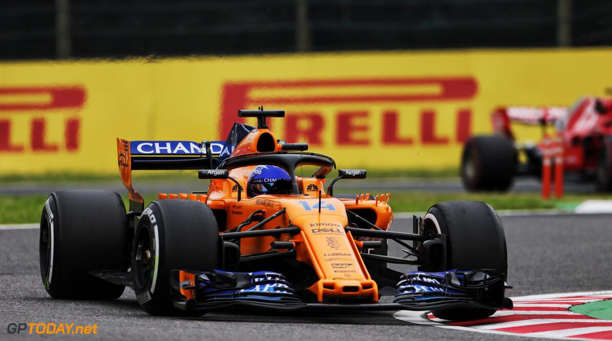 'Beste ronde ooit op Suzuka' helpt Alonso niet door Q1