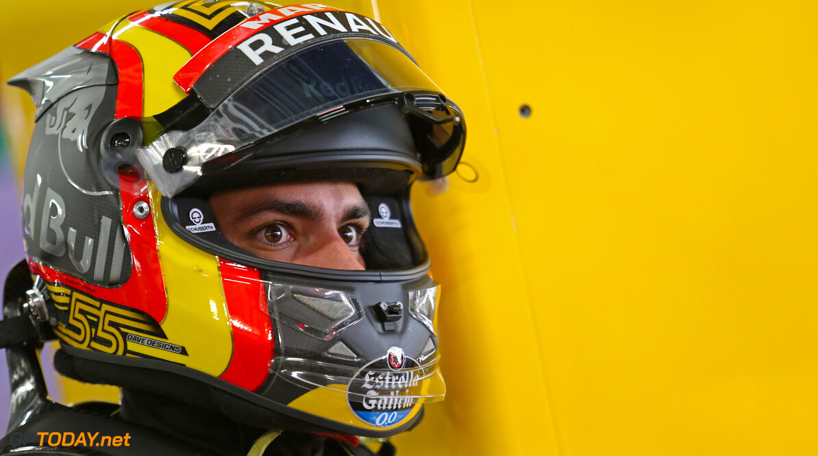 Sainz: Honda step a worry for Renault