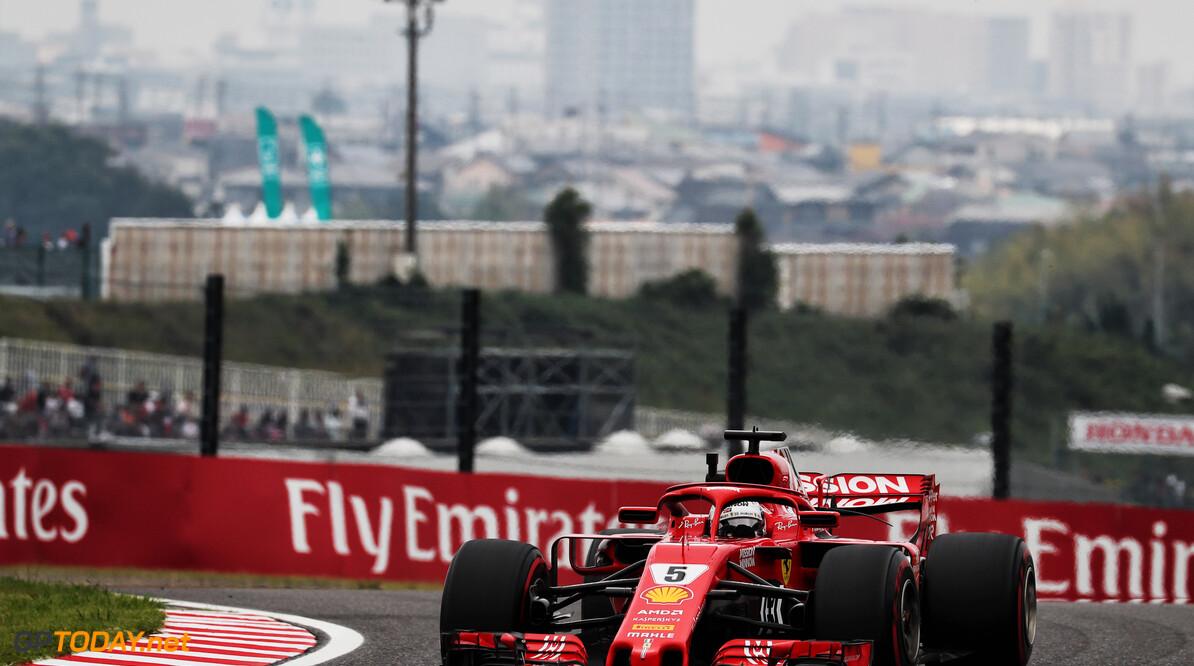 Vettel admits concern over Ferrari's tyre performance