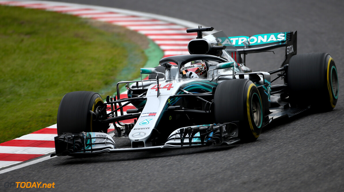 <strong>Japanese GP:</strong> Hamilton wins as Vettel clashes with Verstappen