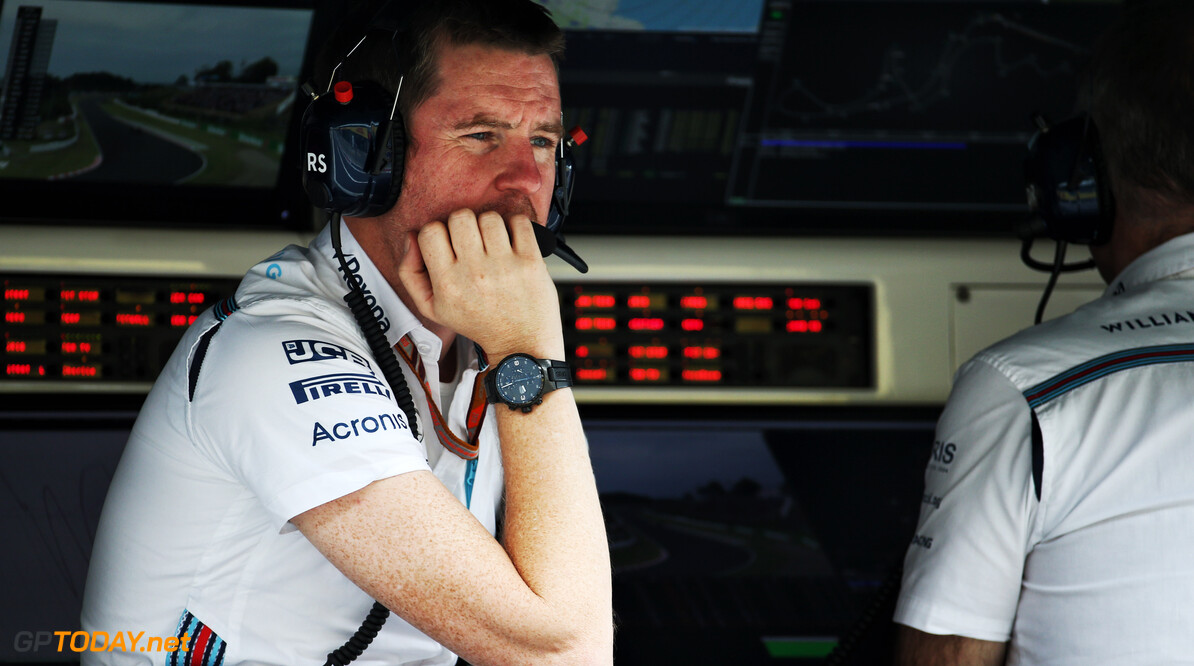 Smedley to leave Williams after 2018 season