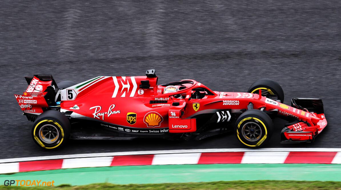 Arrivabene confident Vettel will win Ferrari titles