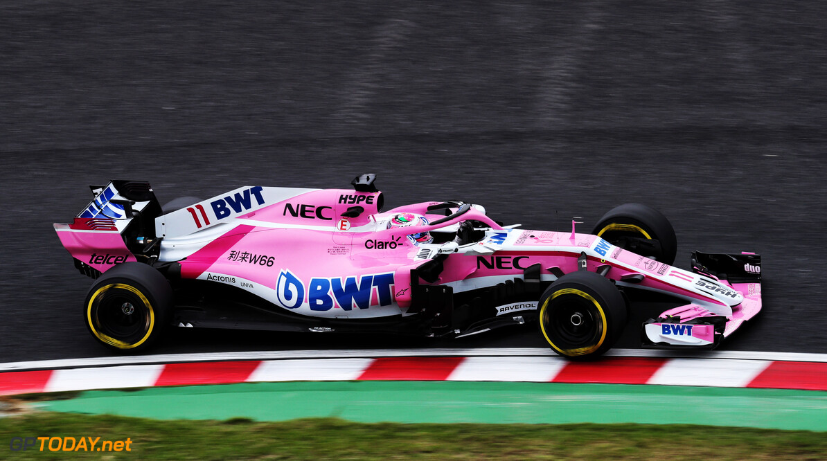 Perez pleased with result after poor qualifying