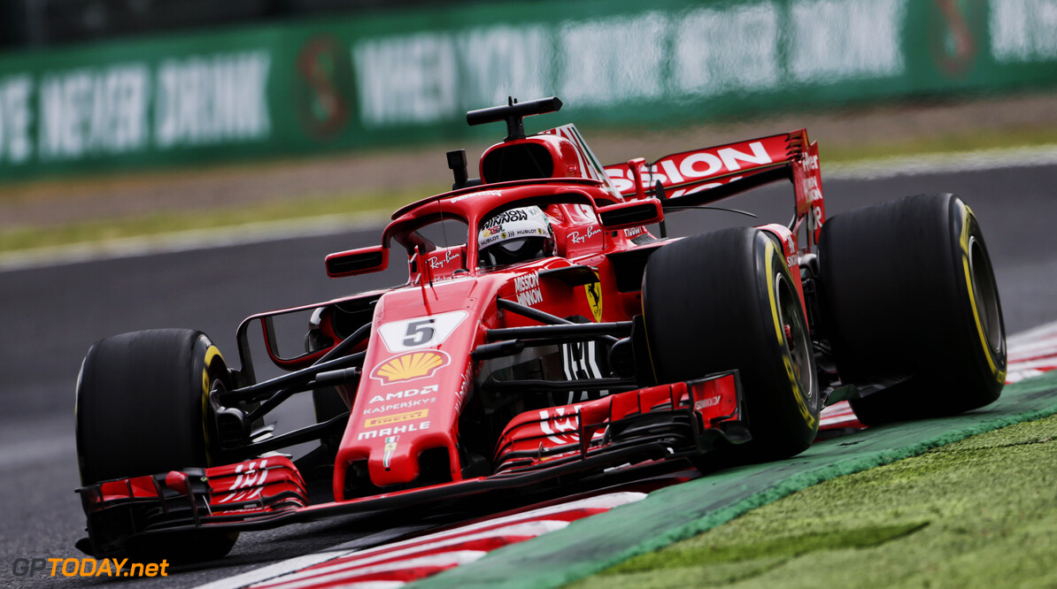Vettel taking inspiration from Ferrari spirit