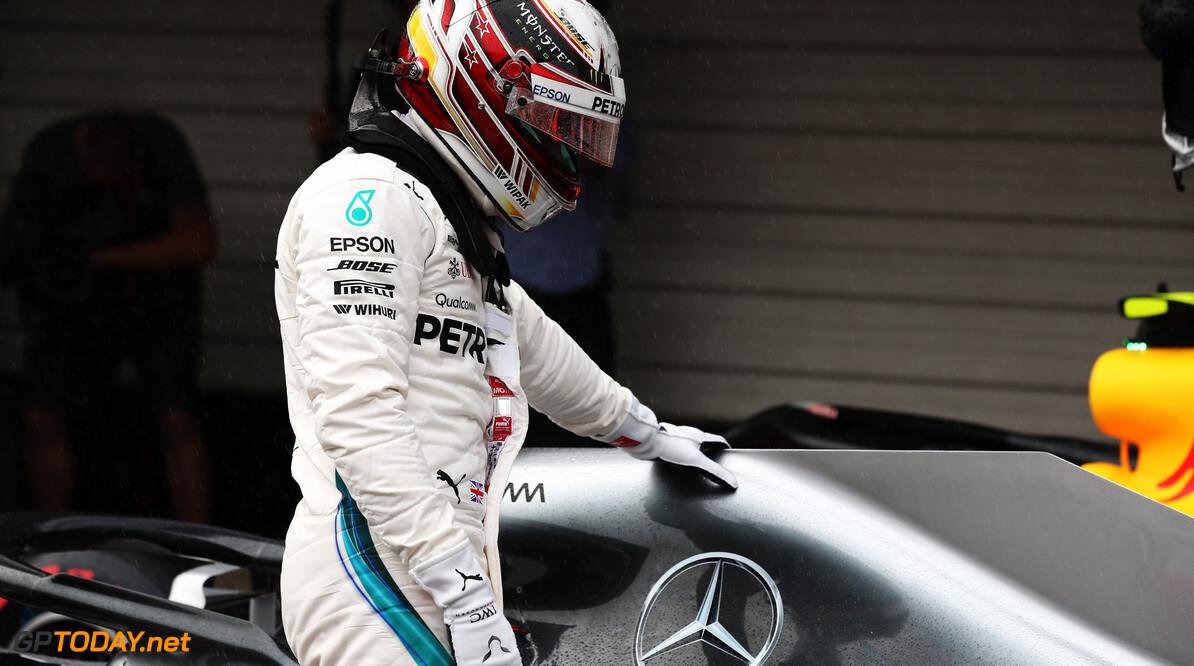 """Hamilton: """"Huidige banden maken hard racen in Formule 1 onmogelijk"""""""