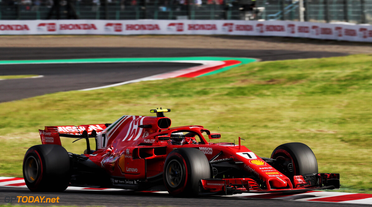 Ferrari didn't use its upgrades in Suzuka