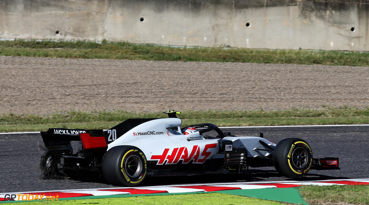 Haas set to return to grey livery