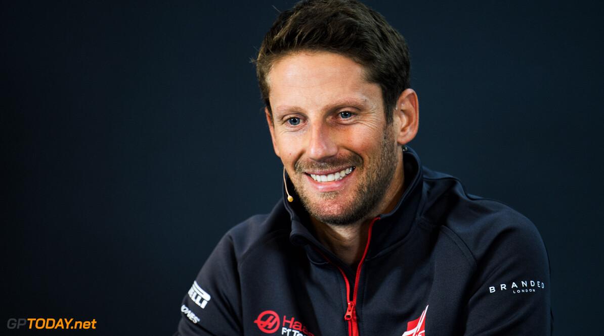 Grosjean vouches to 'make up ground' in midfield battle