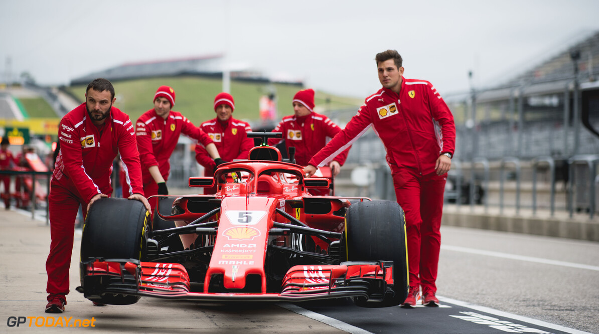 Mercedes worried about Ferrari's Sunday pace