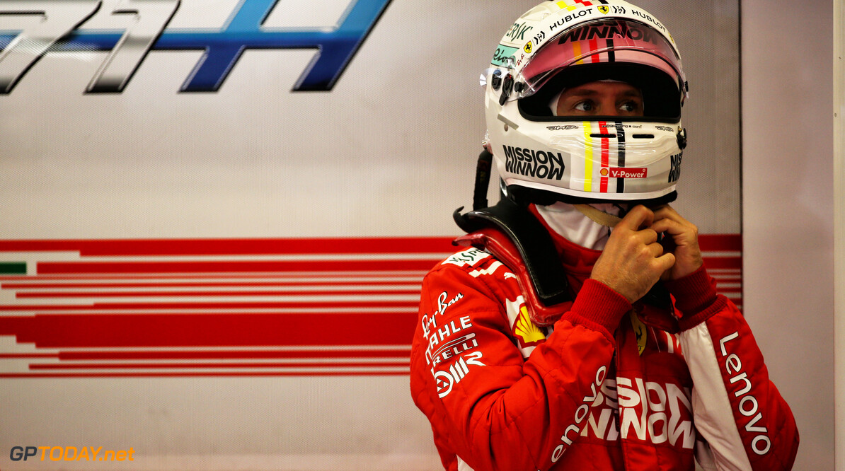 Vettel: Qualifying result a 'shame' despite 'positive surprise'
