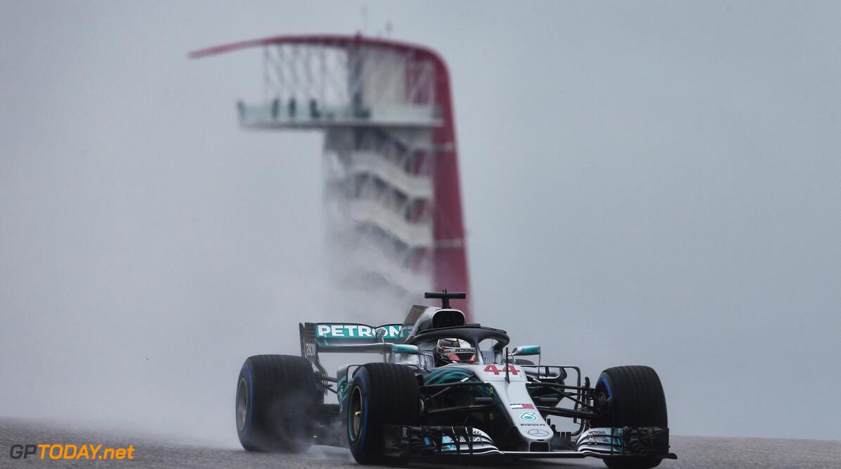 <strong>FP2:</strong> Hamilton fastest as rain limits running