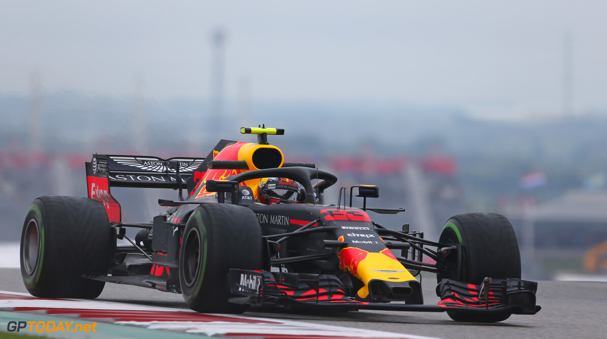 <strong>FP1:</strong> Verstappen heads Red Bull 1-2 in Mexico