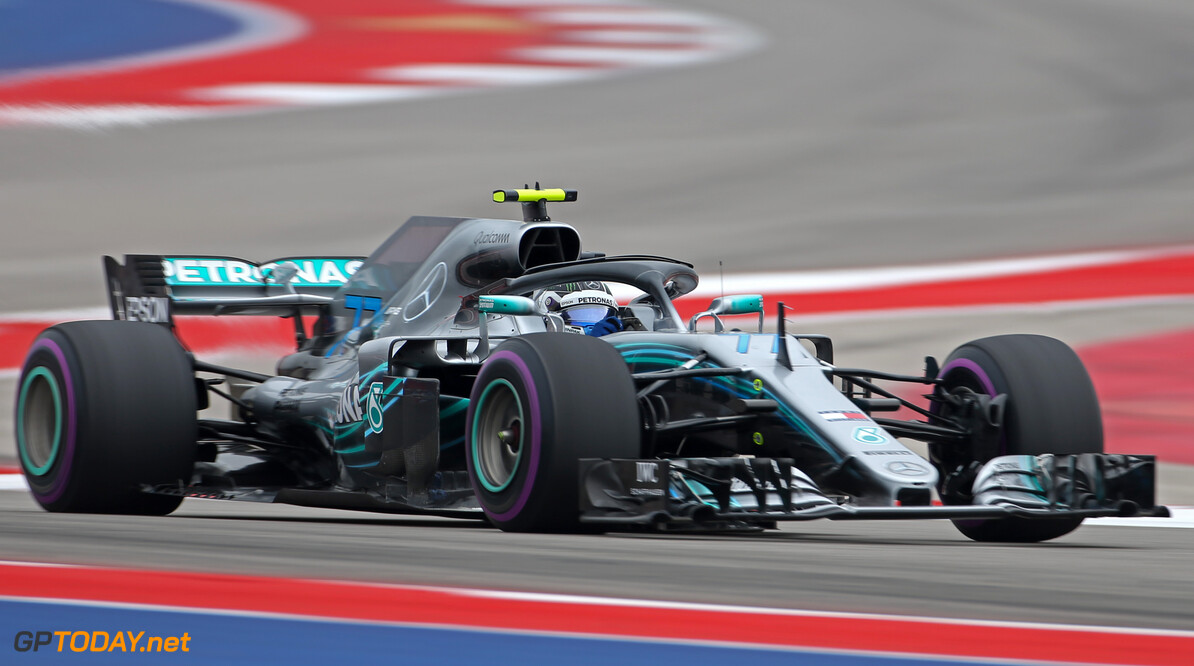 Bottas: Tyre wear let Vettel past