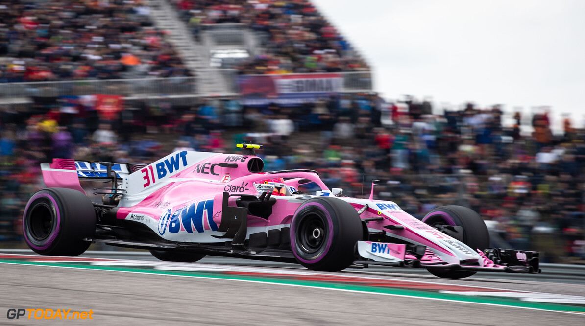 Ocon, Magnussen disqualified from US GP classifications