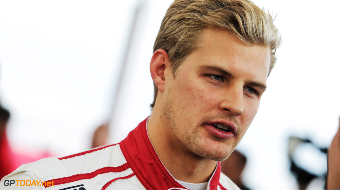 Ericsson signs with Schmidt Peterson Motorsport for 2019