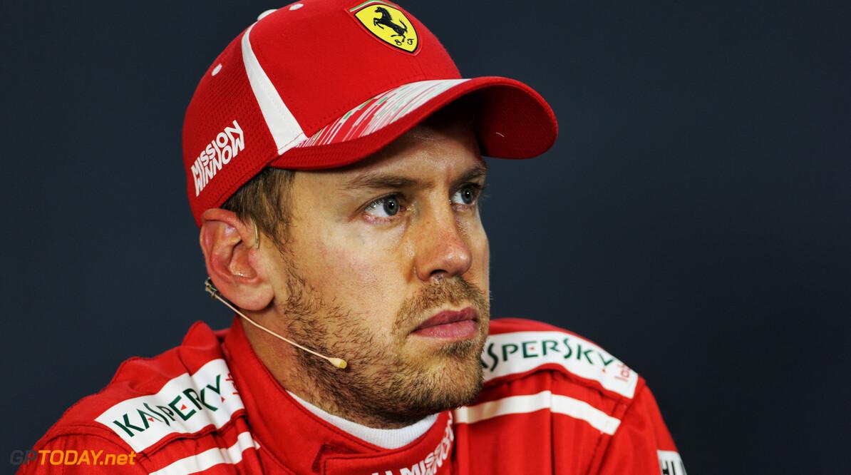 """Sebastian Vettel: """"Dit is een race die we hadden kunnen winnen"""""""