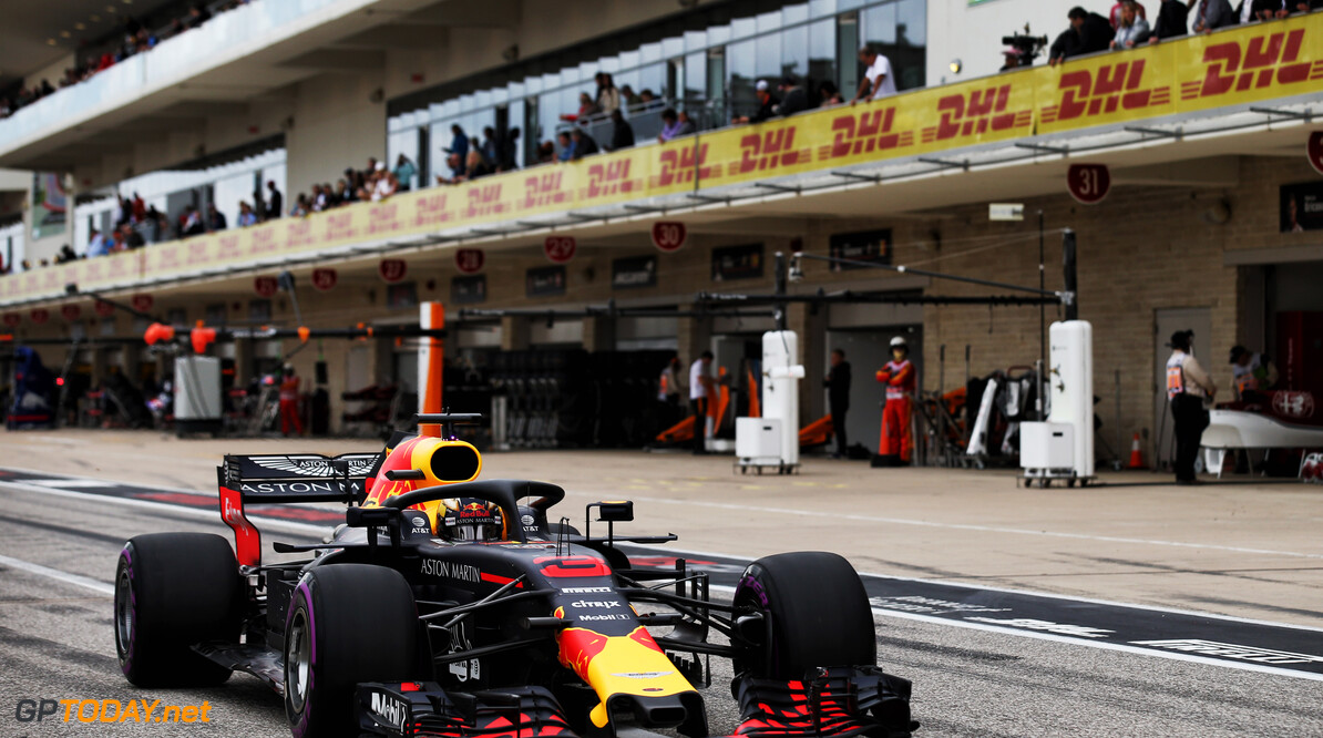 "Christian Horner: ""Ricciardo sloeg gat in de muur in pitbox"""