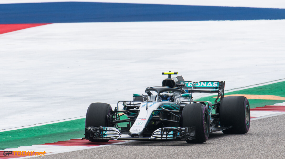 Mercedes changes water pumps on both cars