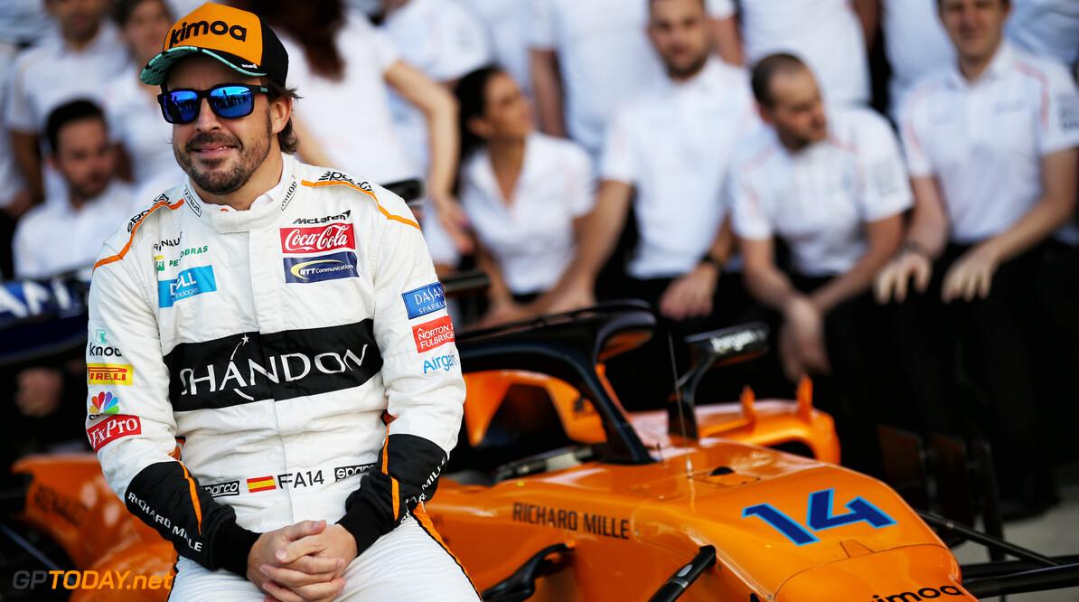 Niet Fernando Alonso maar Stoffel Vandoorne reservecoureur van McLaren