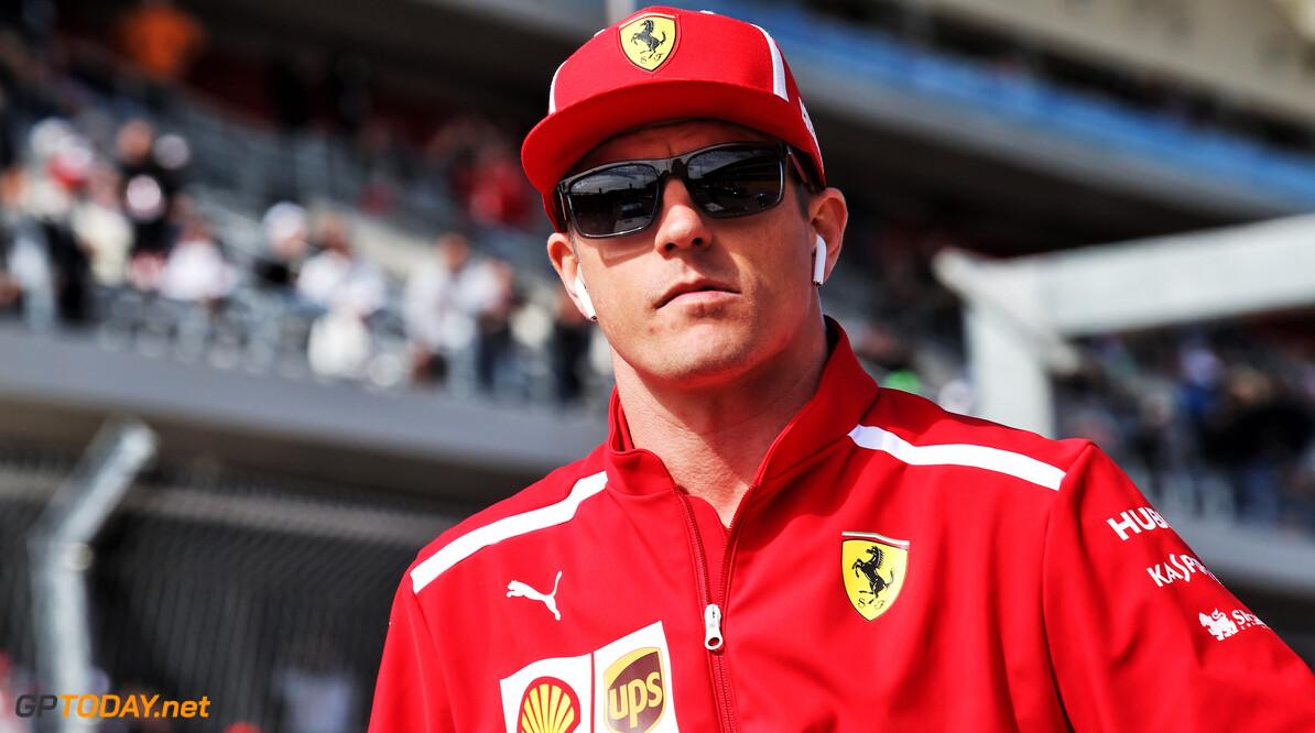 Raikkonen is blij dat hij Ferrari gaat verlaten