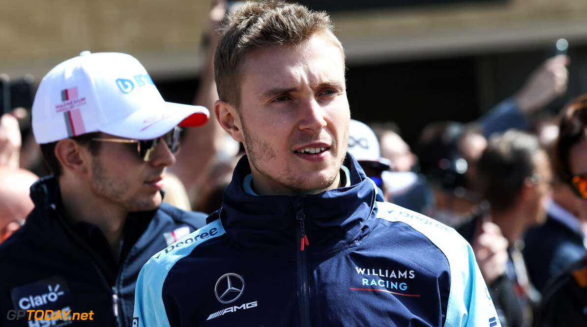 Sirotkin to test with Mahindra at Marrakech