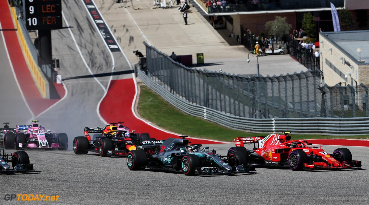Wanneer is de Grand Prix van de Verenigde Staten te volgen?