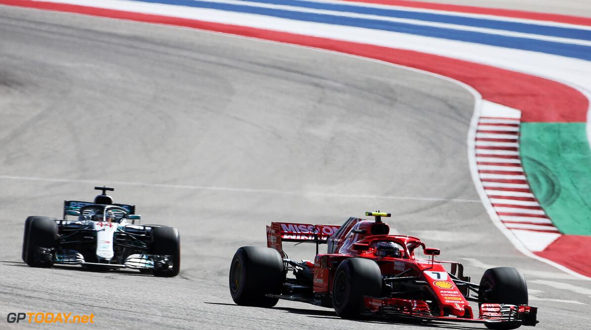 <b>Race</b>: Eerste zege sinds 2013 voor Raikkonen, inhaalrace naar P2 voor Verstappen