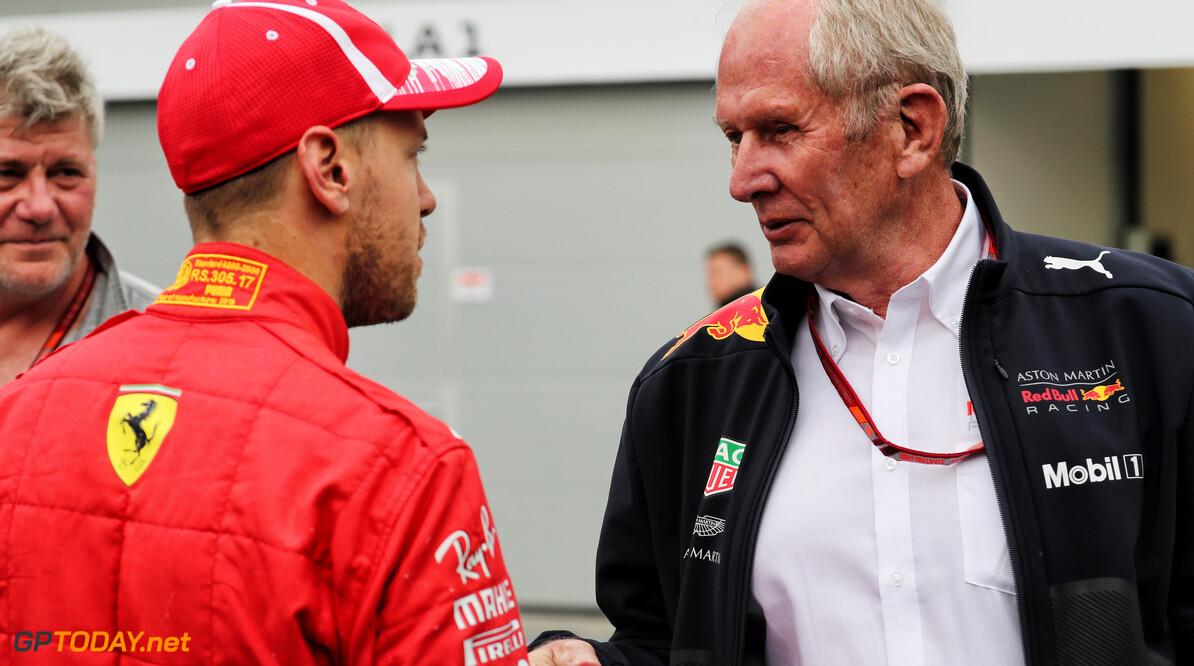 Marko: Vettel should leave Ferrari for another team