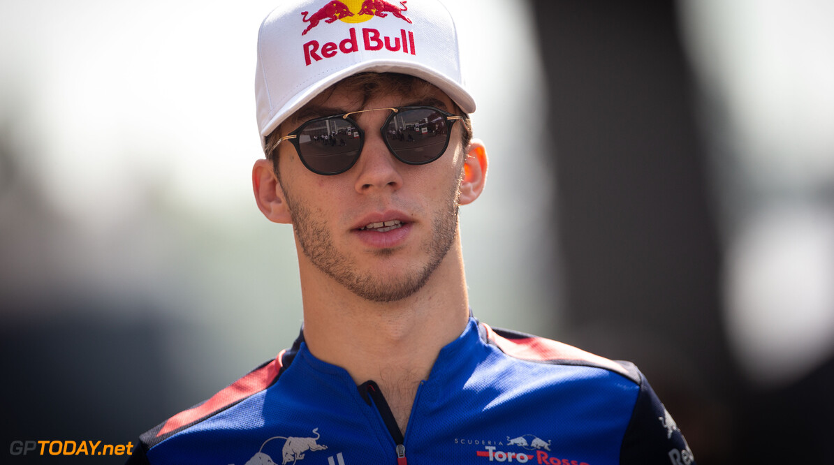 Gasly excited to show his potential alongside Verstappen