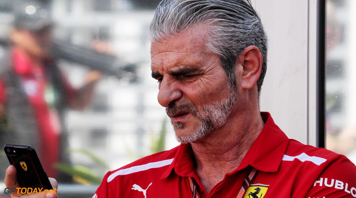 Brawn waarschuwt Ferrari niet te panikeren
