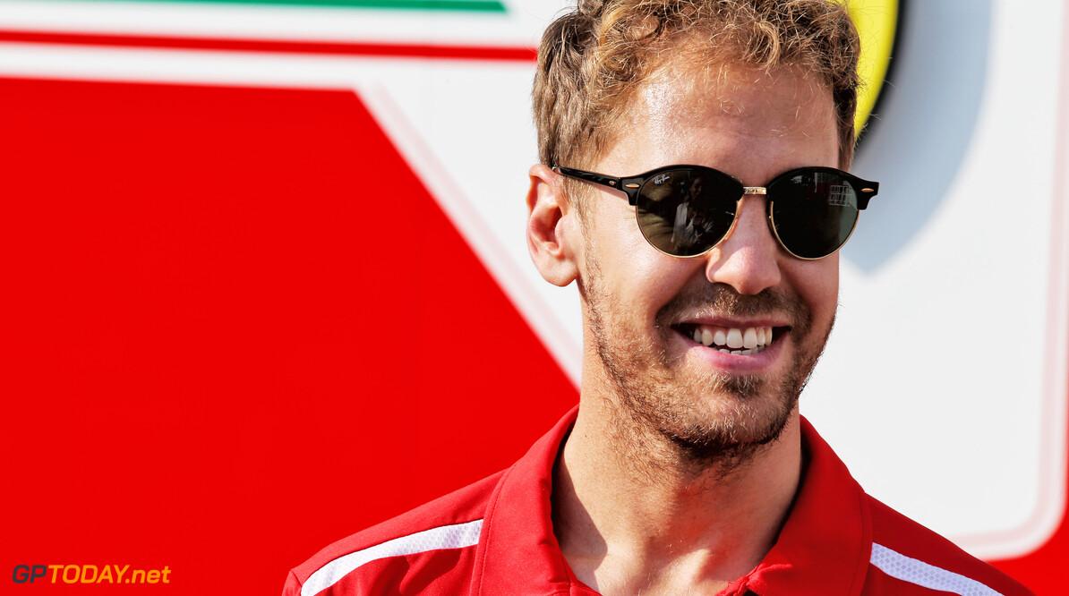 """Vettel overtuigd: """"Mijn beste tijd moet nog komen"""""""