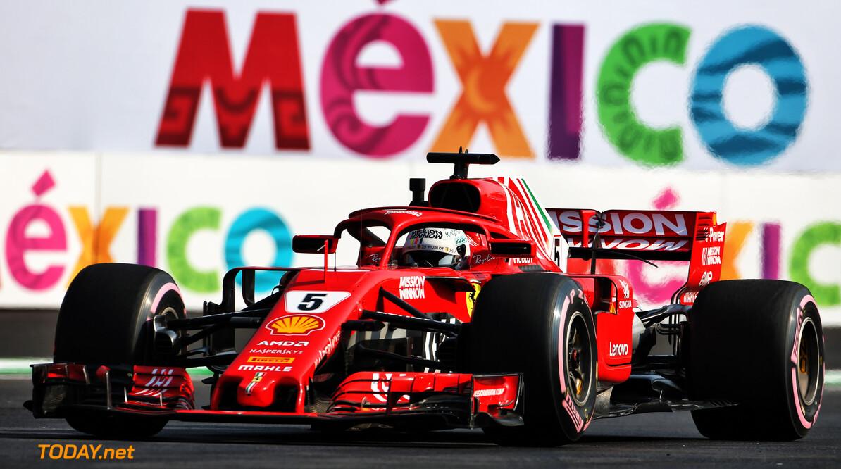 Mexico pompt geen geld meer in de Grand Prix