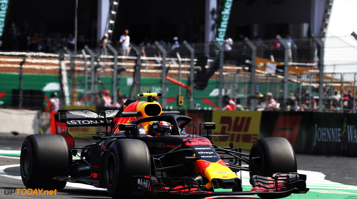 <strong>Mexican GP:</strong> Verstappen wins, Hamilton crowned champion