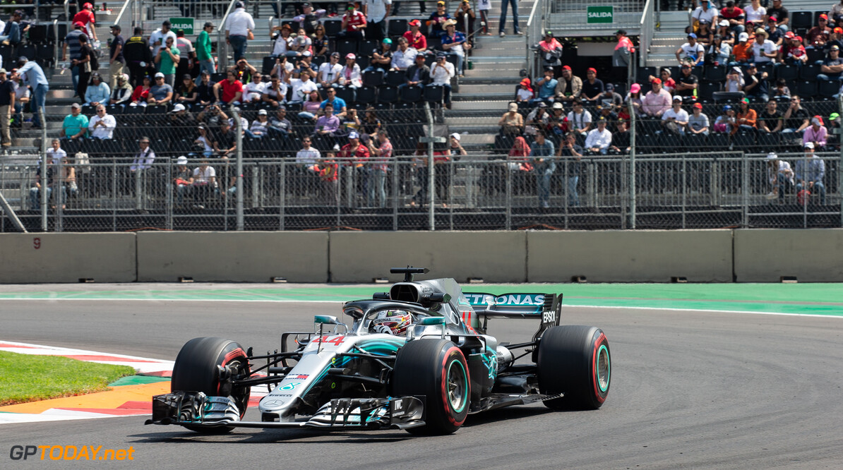 Mercedes turned down overheating engines during practice