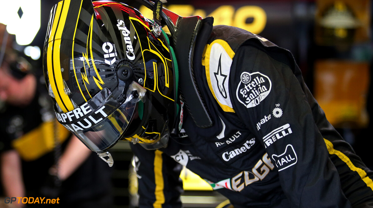 Renault prioritised Q3 over free tyre choice