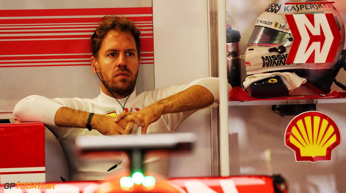 Vettel niet ontevreden met P4, vindt Red Bull-clash niet onrealistisch