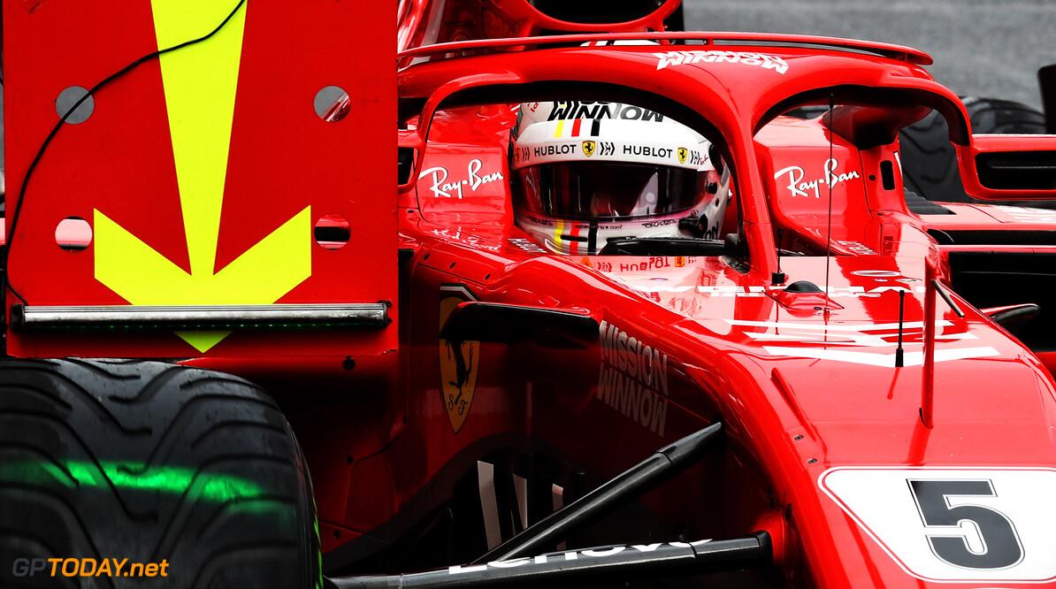 Vettel hoping Red Bulls will 'beat themselves' on Sunday