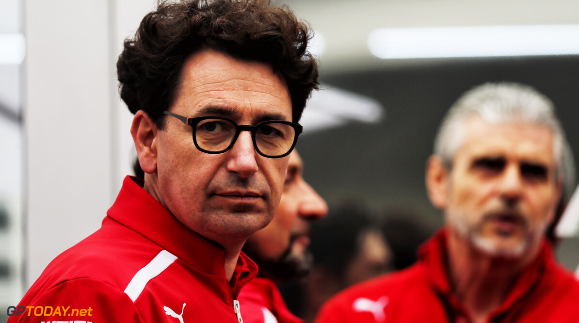 Arrivabene lables Binotto exit rumours 'fake news'