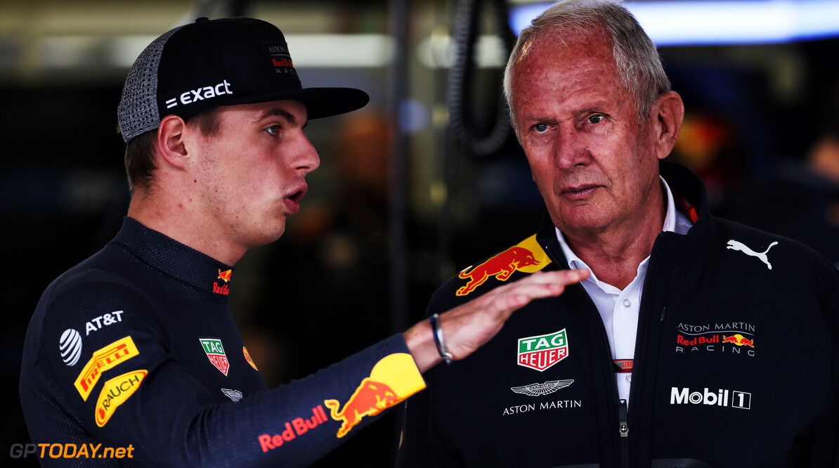 Marko: Lauda still has a long way to go