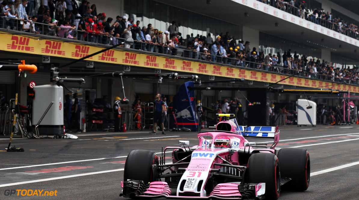Ocon disappointed after 'worst race of F1 career'